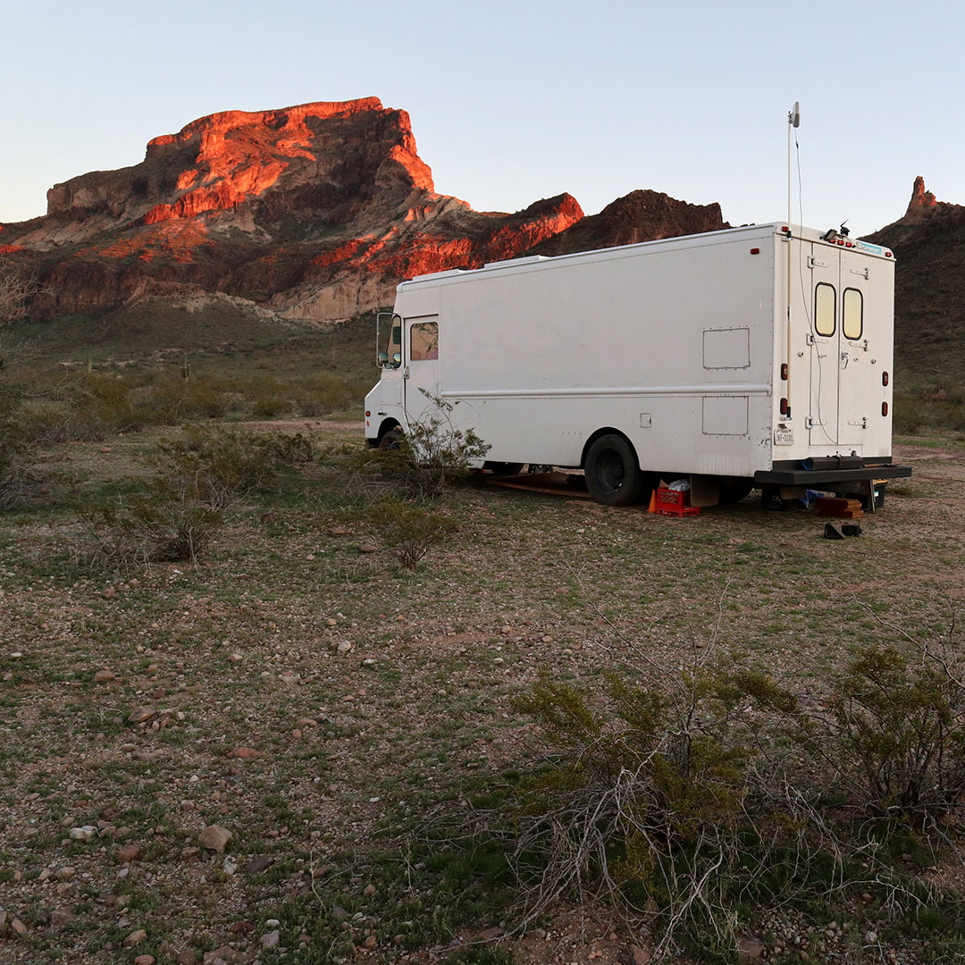 How To Buy A Step Van For Rv Conversion Seven Wanders The World